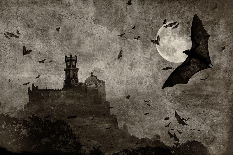 Música da noite ilustração do vetor