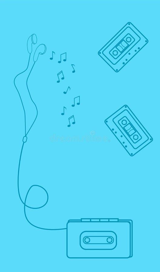 Música de fondo fotos de archivo libres de regalías