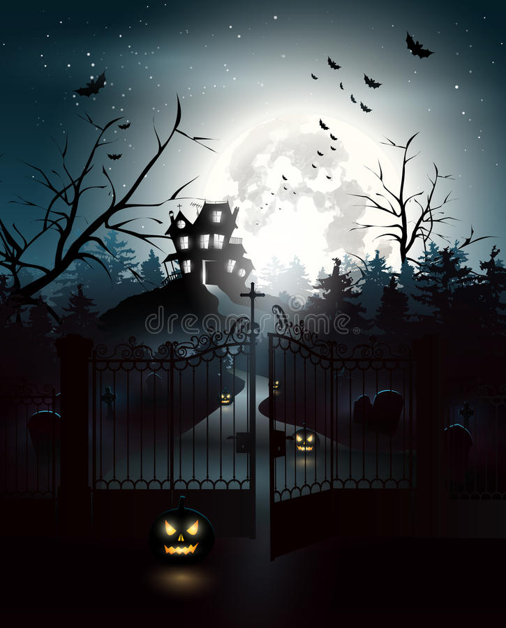 Música de la noche libre illustration