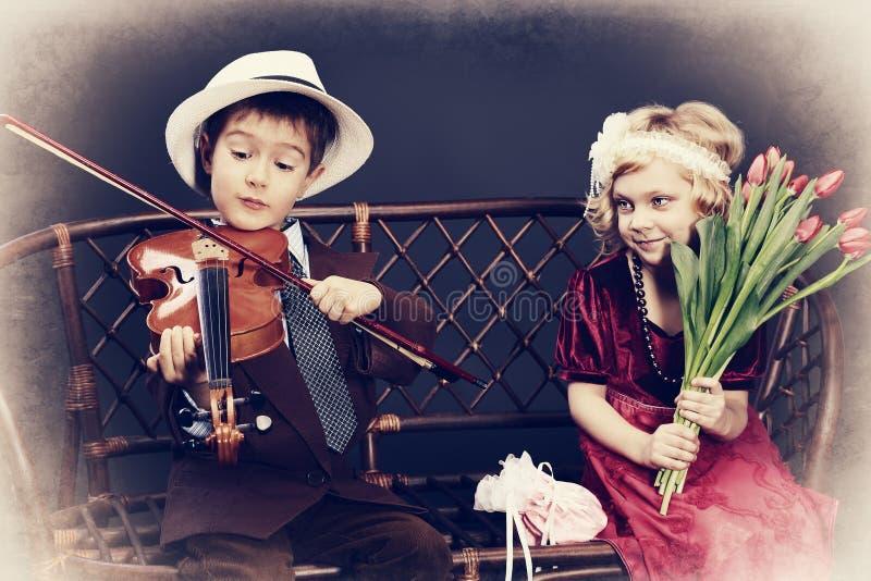 Música del corazón fotos de archivo libres de regalías