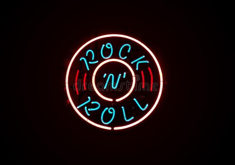 Música del rollo de la roca n imagenes de archivo