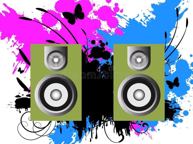 Música del vector libre illustration