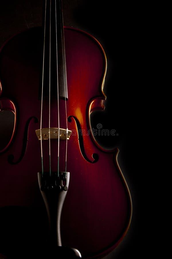 Música do violino fotos de stock royalty free