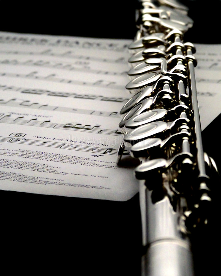 Música doce. fotos de stock royalty free