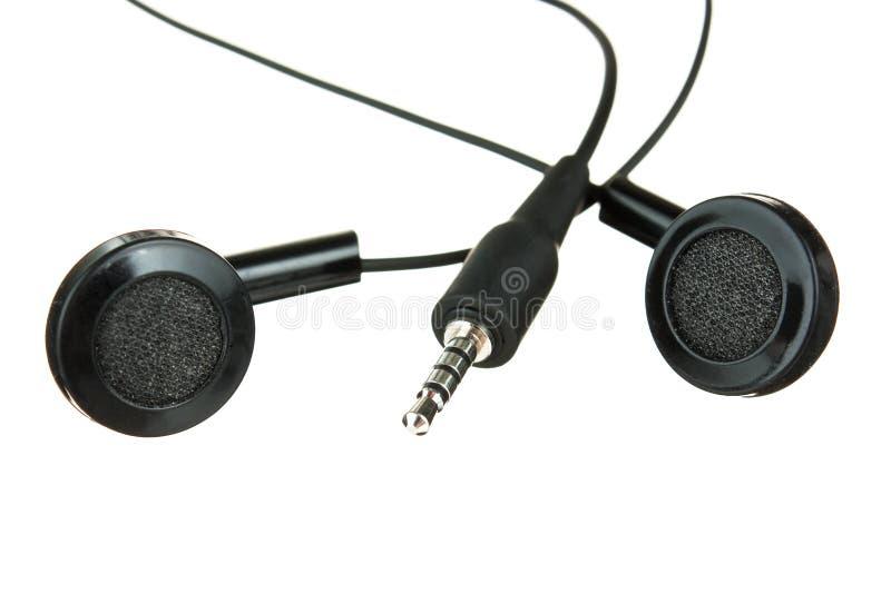 Música dos fones de ouvido foto de stock royalty free