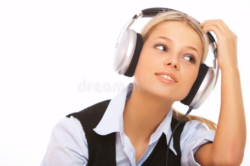 Música e mim foto de stock royalty free