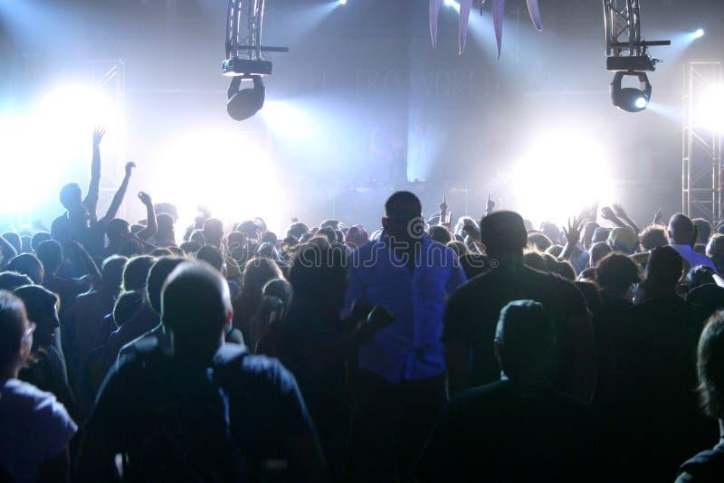 Música a o vivo e povos fotos de stock royalty free