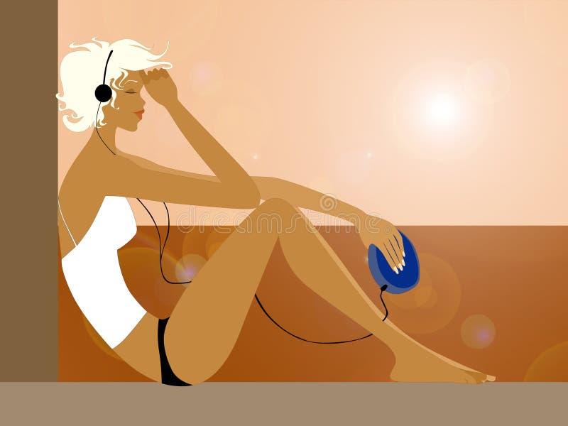 Música-relájese libre illustration