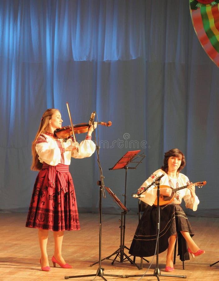 Música tradicional imágenes de archivo libres de regalías