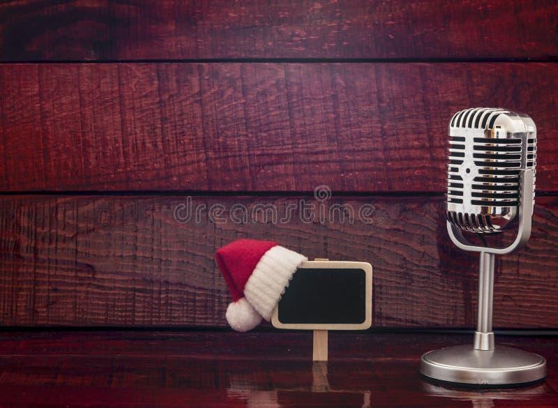 Músicas do Natal fotografia de stock