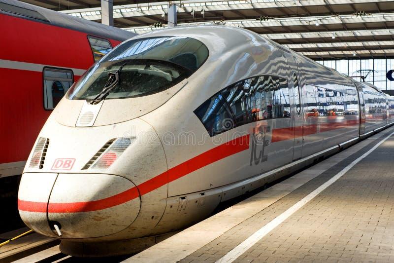 München Hauptbahnhof fotografie stock libere da diritti
