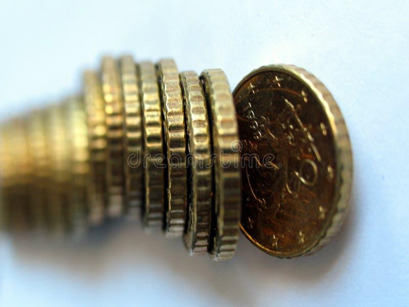 Download Münzen stockfoto. Bild von münze, gehalt, messing, traum - 46426