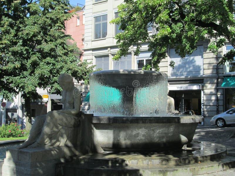 Mądrości fontanna obrazy stock