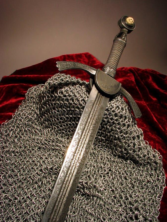 mądry miecz zdjęcia royalty free