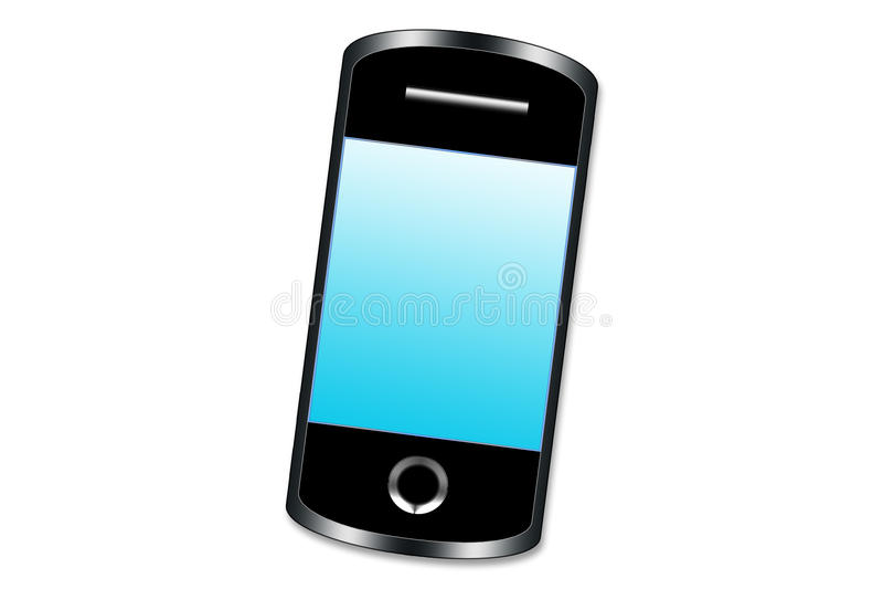 mądry telefon obraz royalty free