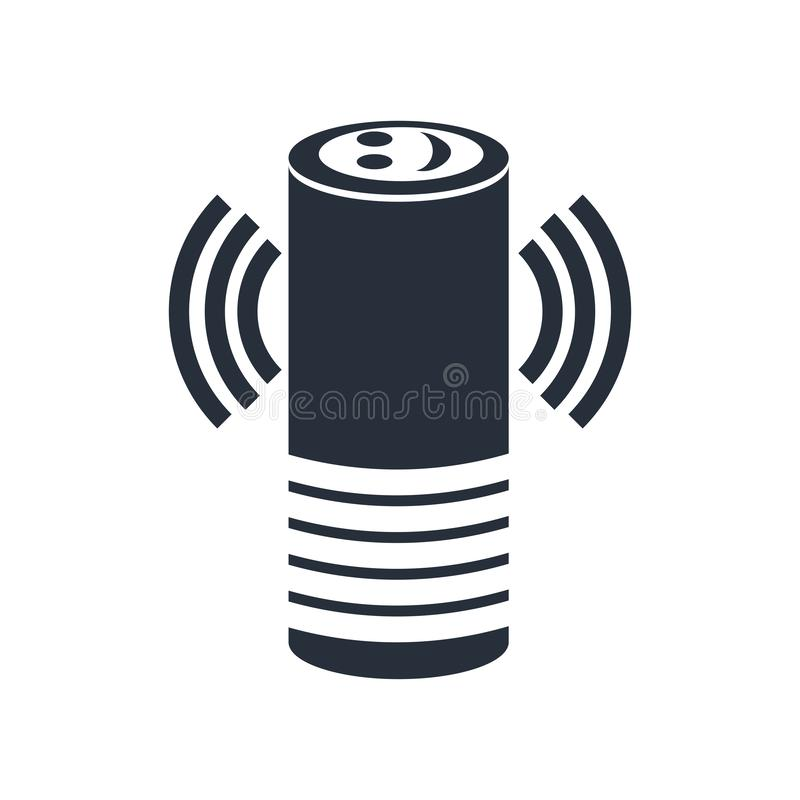 Mądrze ikona wektoru znak, pomocniczy symbol odizolowywający na białym tle i, Mądrze pomocniczy logo pojęcie ilustracja wektor