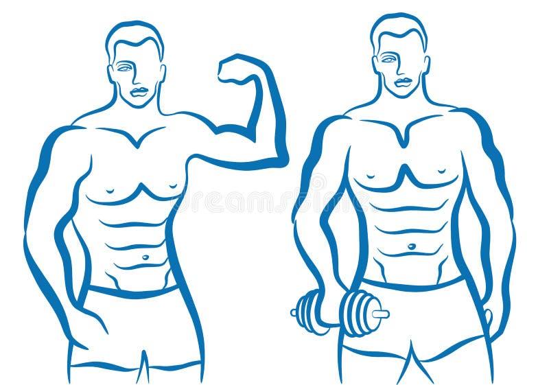 mężczyzna ilustracji