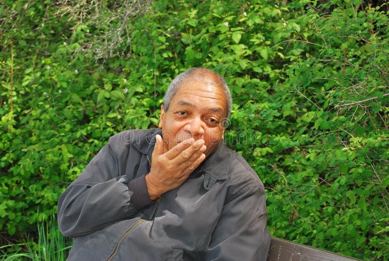 Download Mężczyzna, afroamerykanin zdjęcie stock. Obraz złożonej z ludzie - 41952392