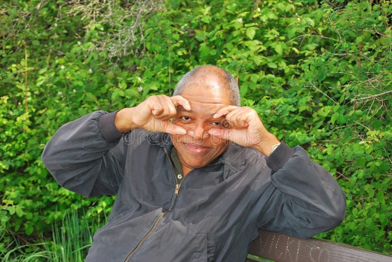 Download Mężczyzna, afroamerykanin zdjęcie stock. Obraz złożonej z czerń - 41952394