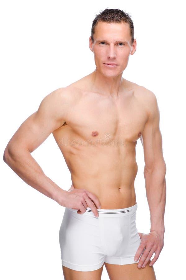 mężczyzna bielizna obrazy stock
