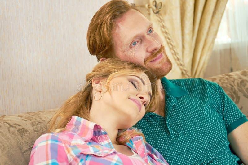Mężczyzna i kobieta zdjęcia royalty free