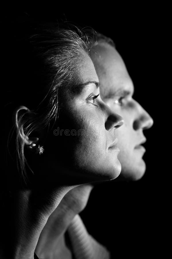 mężczyzna kobieta obrazy stock