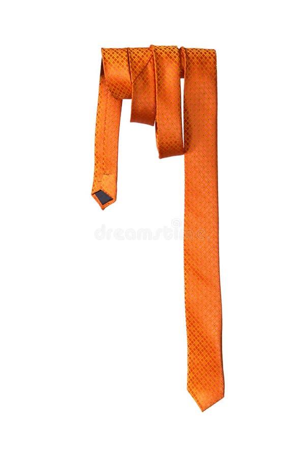 Mężczyzna krawat na białym tle zdjęcia stock