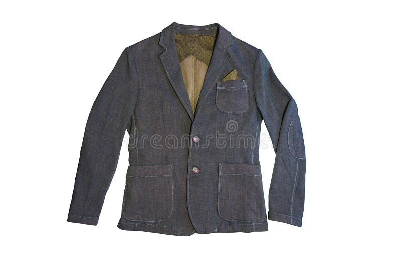 Mężczyzna kurtka zdjęcie royalty free