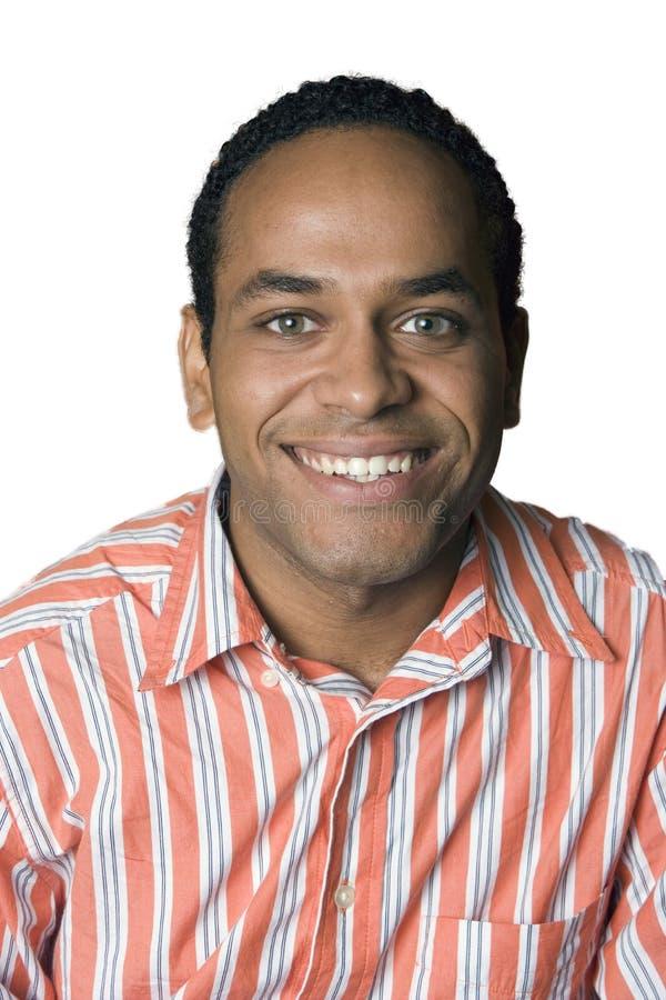mężczyzna latynoski portret zdjęcie royalty free