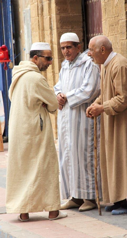 mężczyzna Morocco fotografia stock