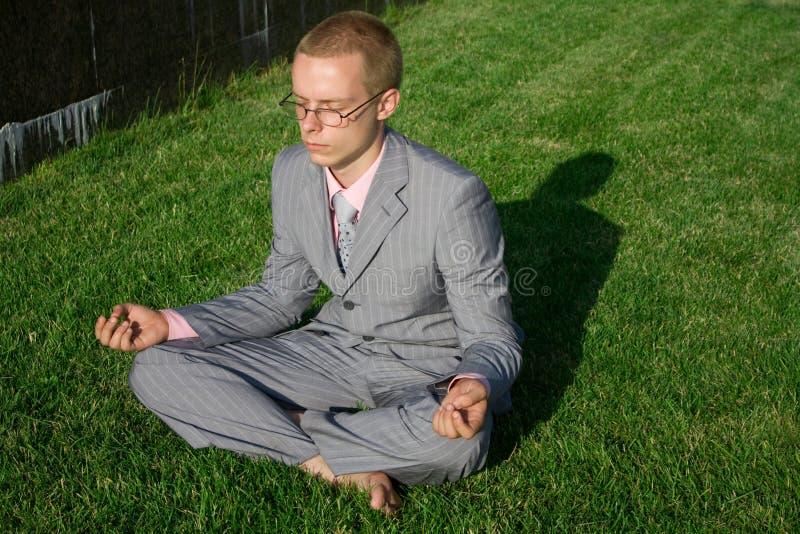 mężczyzna pomyślny zdjęcia royalty free