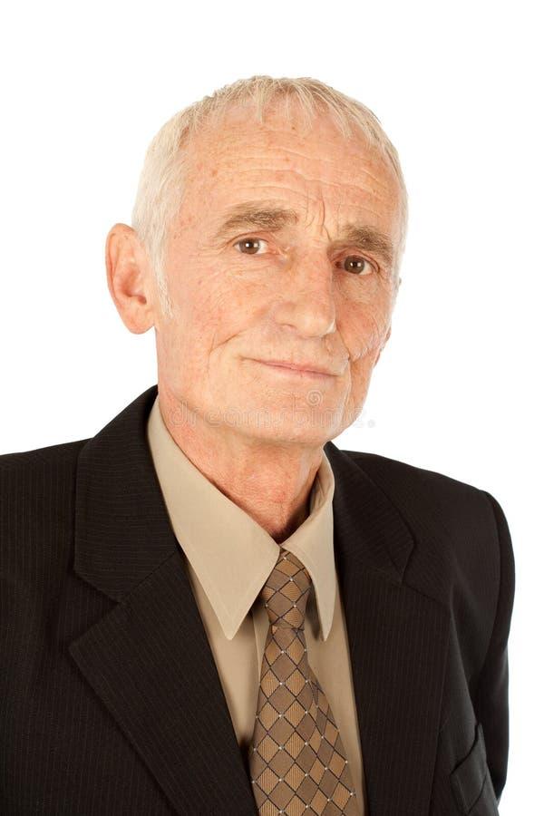 mężczyzna portreta senior zdjęcia royalty free