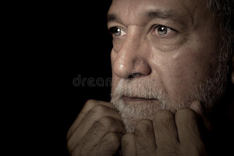 mężczyzna przechodzić na emeryturę zdjęcie royalty free
