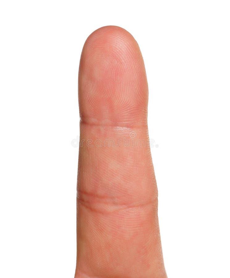 Mężczyzna ręka fotografia stock