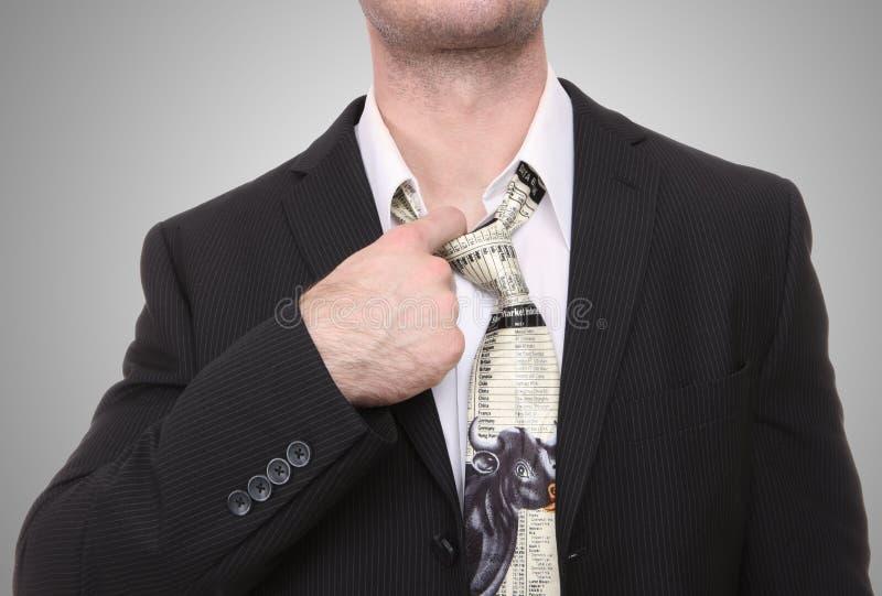 mężczyzna rynku zapasu stres obrazy royalty free
