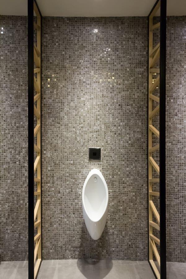 Mężczyzna społeczeństwa toaleta zdjęcie royalty free
