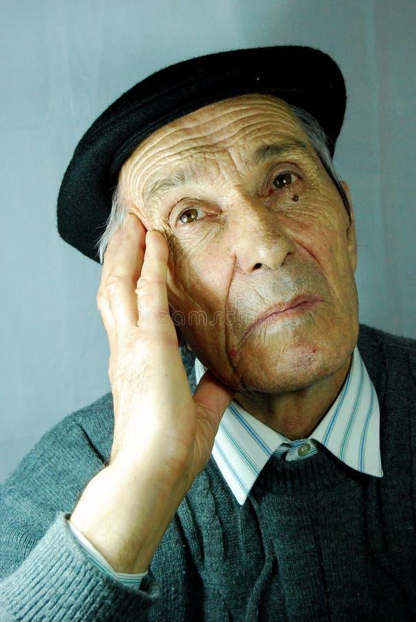 mężczyzna stary zdjęcia stock