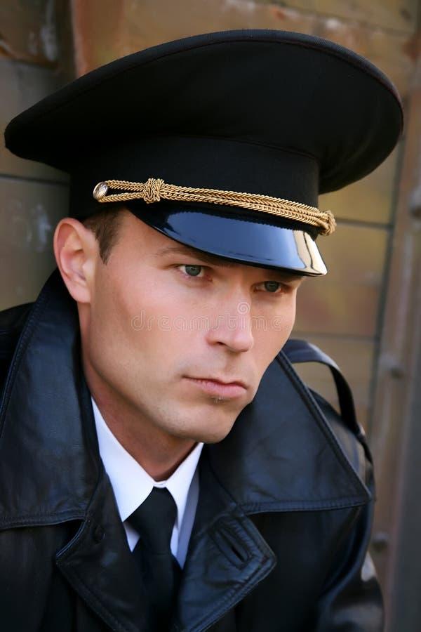 mężczyzna wojskowy fotografia stock