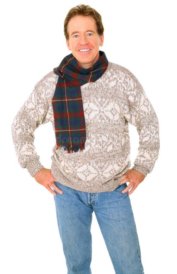 mężczyzna wyrażeniowy szczęśliwy odosobniony senior zdjęcia stock