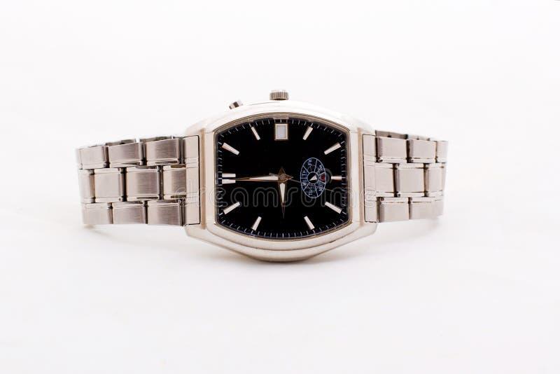Mężczyzna zegarek obrazy stock