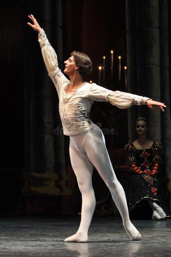 Męski balet zdjęcia stock