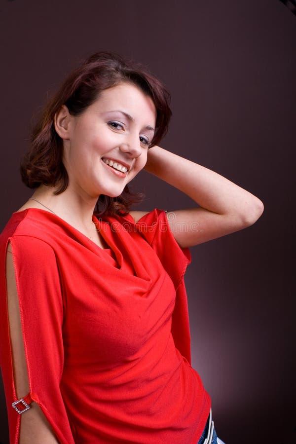 Młoda kobieta. portret 5 obrazy stock