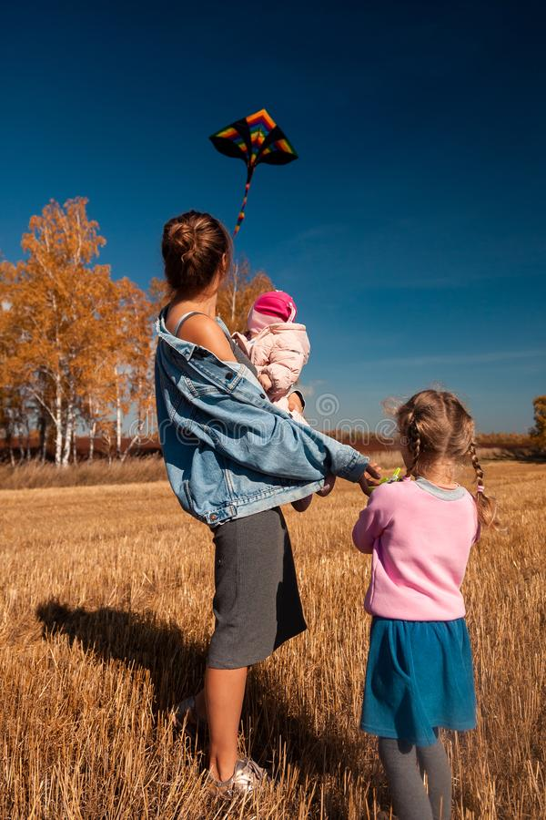 Młoda kobiety matka obrazy royalty free
