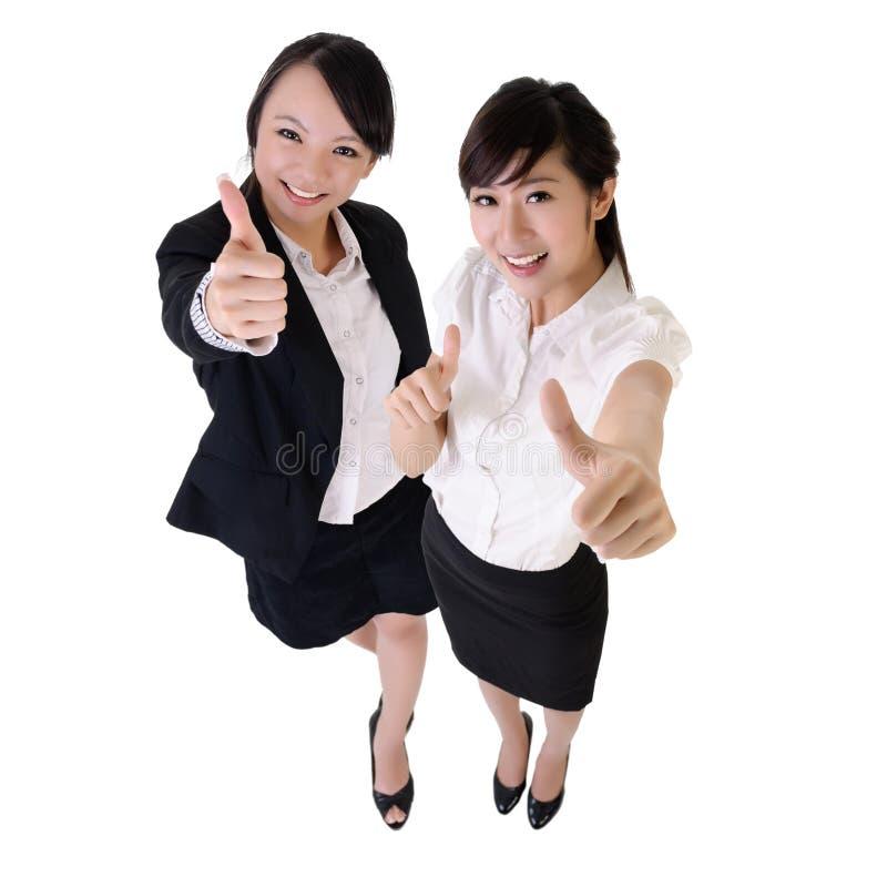 młode biznesowe kobiety fotografia stock
