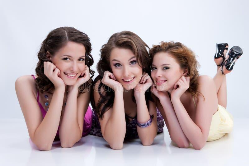 młode emocjonalne kobiety obrazy royalty free