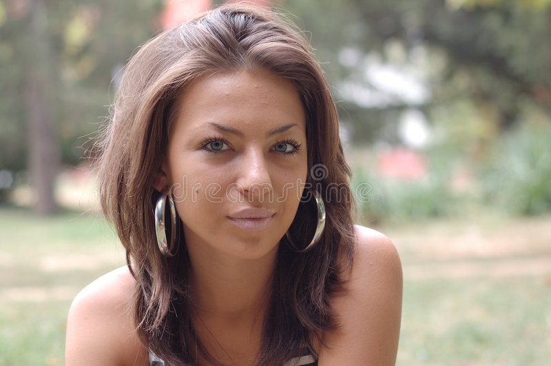 młode piękne kobiety obrazy stock