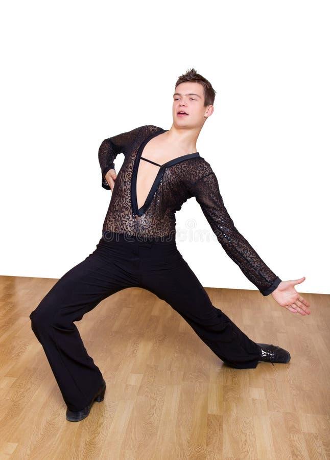 Download Młody ładny Sala Balowa Tancerz Zdjęcie Stock - Obraz złożonej z równo, piękno: 28964372