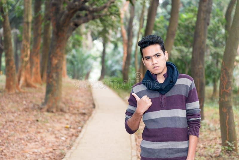 Młody Azjatycki mężczyzna obraz royalty free