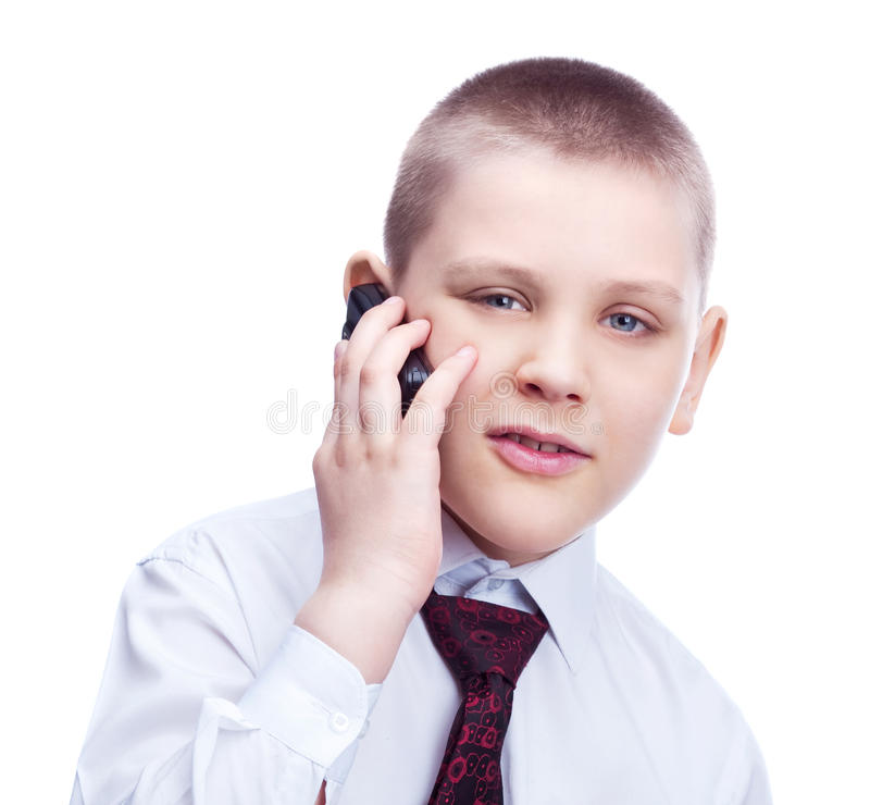 Młody biznesmen obraz stock