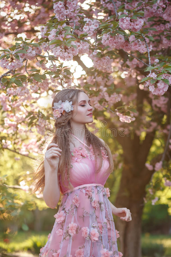 Młody princess obrazy royalty free